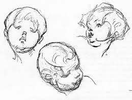 learn how to draw children u0027s and baby u0027s faces in the correct