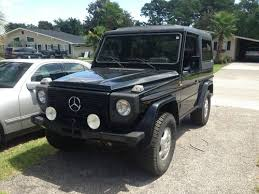 mercedes g wagon convertible for sale purchase used 1980 mercedes convertible manual g class g230