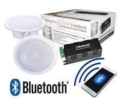 Bluetooth Speakers For Bathroom Kitchen Or Bathroom Bluetooth Ceiling Speaker System U2013 Digitalis