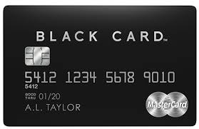 Us Bank Credit Card Designs Mastercard Black Card Luxury Card