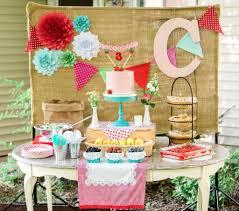 charlotte u0027s backyard strawberry picnic party project nursery
