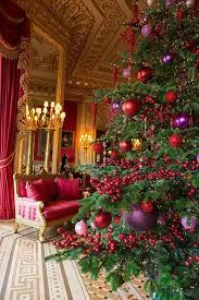 Red Gold And Purple Christmas Tree - 25 unique christmas tree themes colors red ideas on pinterest