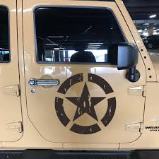jeep army decals aliexpress com buy us army star ww2 car vinyl decal sticker