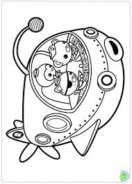 octonauts coloring pages 109 best colloriages enfants images on pinterest draw coloring