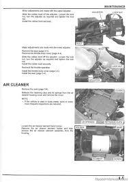 2006 2014 honda rincon trx680 service manual