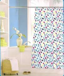 Fish Curtains Vinyl Shower Curtains Bay Splash Vinyl Shower Curtain
