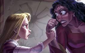 rapunzel u0027s story disney princess