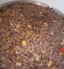 cuisine riz riz djon djon cuisine haitienne