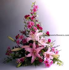 types of flower arrangements different flower arrangement to opt for flower