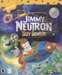 jimmy neutron boy genius box shot pc gamefaqs