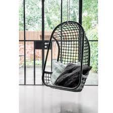 chaise suspendu fauteuil suspendu en rotin couleur naturel ou noir