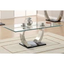 ultra modern coffee table shearwater ultra modern coffee table coaster furniture furniturepick