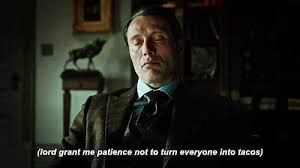 Hannibal Meme - laughed way too hard hannibal pinterest tvs movie and books
