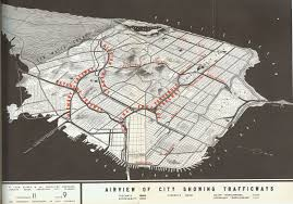 San Francisco Transportation Map by Transportation Planning Wikipedia