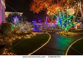 Oregon Garden Christmas Lights Christmas Outdoor Stock Images Royalty Free Images U0026 Vectors