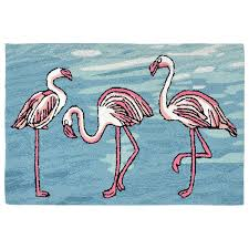 Jcpenney Outdoor Rugs Liora Manne Frontporch Flamingo Indoor Outdoor Rug Jcpenney