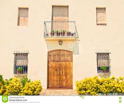 old european house with windows stock photo image 41386444