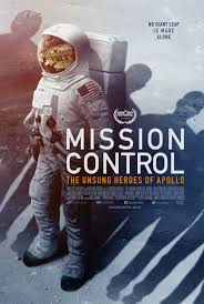 mission control the unsung heroes of apollo 2017 movie poster