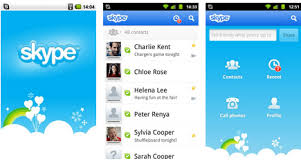 skype android app skype call best android application