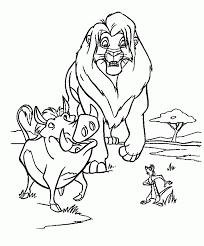 lion king coloring baby u0027s nursery lions