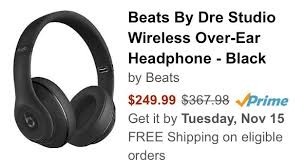 beats by dre wireless headphones black friday sale amazon what is ebay and amazon arbitrage ann sieg review the truth