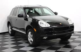porsche suv black 2005 used porsche cayenne s v8 awd suv at eimports4less serving