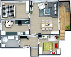 One Story Two Bedroom House Plans Cute Two Bedroom House 30 Alongside Home Design Inspiration With