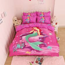 online get cheap kids mermaid bedding set aliexpress com