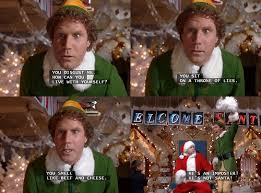 Elf Movie Meme - things you don t know about the movie elf elves detail and movie