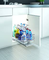 kitchen sink cabinet caddy villè sink organizer pull out removable