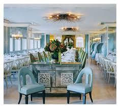2017 Interior Trends Black Lines Unprogetto Bergdorf Goodman Restaurant Interior Design By Kelly Wearstler