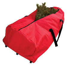 shop st nick s choice 9 ft artificial tree storage bag with