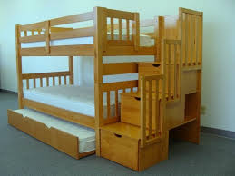 Wood Futon Bunk Bed Futon Bunk Bed With Mattress Included Solid Wood Roof Fence