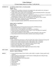 resume format exles for steel fabrication sheet metal resume sles velvet jobs
