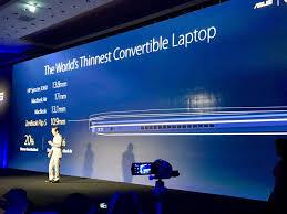 world thinnest laptop by asus zenbook flip s droid maverick