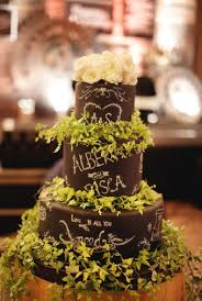 wedding cake semarang an industrial themed rustic wedding in semarang bridestory
