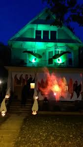 12 of the most elaborate halloween home decorations u2013 do you think