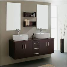 bathroom cabinets brown rectangle urban wooden lowes bathroom