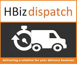 Radio Dispatch Logos Myob Exo Delivery Business Streamline Hbiz Dispatch
