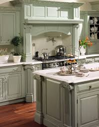 Colonial Kitchen Cabinets by Traditional Kitchen Cabinets Are A Retreat Plain U0026 Fancy Cabinetry
