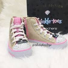 Sepatu Sketcher Anak Perempuan sepatu skechers twinkle toes anak original bayi anak baju anak
