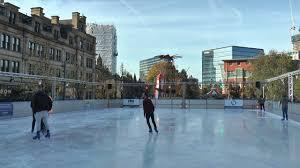 ice rink youtube