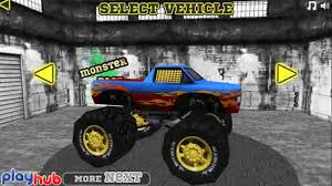 play online monster truck racing games hill climb s cars for kids youtube phone game ultimategoogle play