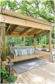 Outdoor Living Plans Backyards Impressive 25 Best Ideas About Backyard Deck Designs