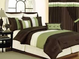 green bedding sets amazonsmile chezmoi collection 7 pieces green
