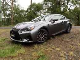 lexus rcf with turbo 2015 lexus rc f review caradvice