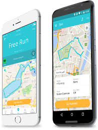 run android on iphone runkeeper track your runs walks and more with your iphone or