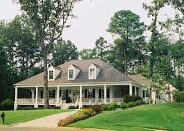 homes with wrap around porches acadian style home with wrap around porch in alabama