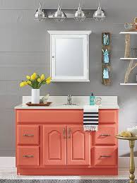 Painting Bathroom Vanity Ideas Best 20 Bathroom Vanity Makeover Ideas On Pinterest Paint