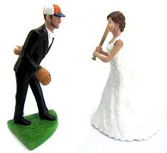 baseball wedding cake toppers pitching baseball wedding cake topper wedding worthy